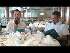 www.cruisejournal.de Folge 205: #Schlemmen im #Atlantik #Kreuzfahrt #Restaurant #Essen #Cruise #Cruiseship