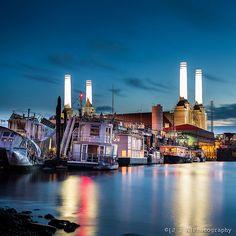 Battersea Power Station London Now, London City, Battersea Power Station, Art Deco Stil, Building Art, Restaurant, Dead Man, Pink Floyd, Photography Photos