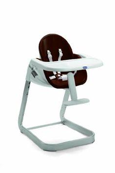 Chicco I Sit - Trona para bebé multiposición, color marrón