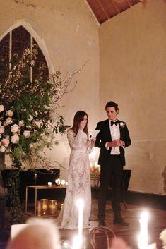 Wedding Reception | Wedding Styling | Wedding Speech | Bride and Groom