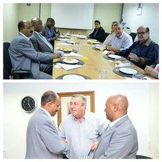 Com muito prazer recebi hoje na sede da Faeg a delegação do Sudão que veio a Goiás para conhecer o papel desempenhado pela nossa agropecuária. Na ocasião apresentei o trabalho realizado pela CNA Faeg Senar Goiás e Sindicatos Rurais em prol do desenvolvimento do setor e da economia goiana e brasileira. É um orgulho perceber que somos referências para vários países! by zemariogo http://ift.tt/1Z0xQSk