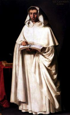 Zurbaran, Fray Jeronimo Perez - a famous theologian who taught at the Universities of Valencia and Salamanca in the 16th century.  He wrote a commentary on St. Thomas Aquinas.