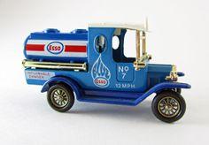 Lledo Days Gone Esso Model T Ford Tanker by MyVintageBluebird, $5.00