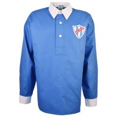 Uruguay 1930 World Cup Final Retro Football Shirt Uruguay 1930 World Cup Final Retro Football Shirt. Uruguay beat Argentina 4-2 in the World Cup Final in 1930, which was hosted in Uruguay. This shirt is long sleeved and made from drill cotton http://www.MightGet.com/may-2017-1/uruguay-1930-world-cup-final-retro-football-shirt.asp