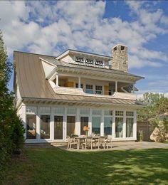 Homebunch#Coastal Shingled Cottage