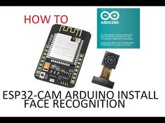 How to install face recognition with arduino IDE Esp8266 Projects, Iot Projects, Robotics Projects, Electronics Projects, Iphone Secret Codes, Spy Video Camera, Iphone Secrets, Esp8266 Wifi, Arduino Programming