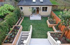 15 Small Backyard Ideas To Create a Charming Hideaway - https://freshome.com/small-backyard-ideas/