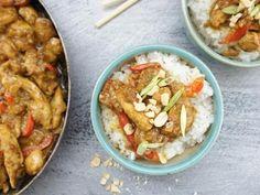 Satay Chicken recipe