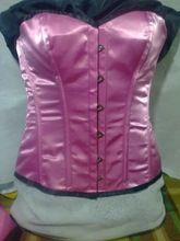 pink Overbust Corset is made from 100% premium luxurious Best Buy follow this link http://shopingayo.space