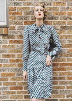 The Vintage Secretary Dress