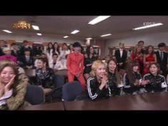 140101 SNSD Exo Back Stage 1-2 Girls' Generation [少女時代] (소녀시대) Shinee beep beep