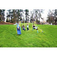 Sportspower Super First Metal Swing Set