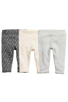 Lot de 3 leggings | H&M