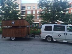 Food Trailer - Custom built Coffee Trailer, Food Trailer, Food Truck, Van, Building, Strollers, Food Carts, Buildings, Vans
