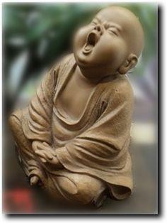 Love to laziness. Baby Buddha, Buddha Face, Little Buddha, Buddha Head, Small Buddha Statue, Buddha Statues, Japanese Pagoda, Buddha Garden, Buddha Decor