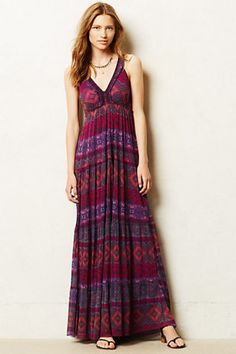 cf36d72f6620 Rubus Maxi Dress Casual Gowns, Bohemian Maxi Skirt, Anthropologie Clothing,  Warm Weather Outfits