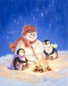 dona gelsinger | das Artes: Os encantos do Natal de Dona Gelsinger.