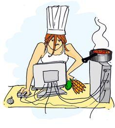 Digit cook...so me !