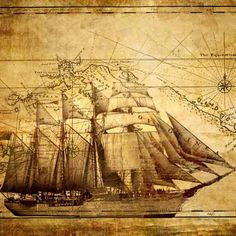 Share this page with others and get 10% off! sail ship canvas print