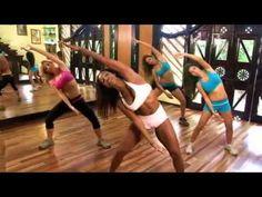 10 minutos ejercicios  de cintura