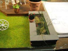 my garden by goldieholl, via Flickr