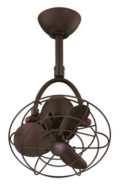 Matthews Fan Company Diane Bronze Indoor/Outdoor Ceiling Fan and Remote at Lowe's. The Diane forward and reverse sweeping oscillating, directional fan head provides maximum, forward and reverse airflow. The Diane can be hung in small, Hunter Douglas, Barn Lighting, Home Lighting, Lighting Ideas, Industrial Lighting, Industrial Chic, Industrial Ceiling Fan, Porch Lighting, Kitchen Lighting