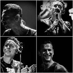 « #DaveGahan #MartinLGore #DepecheMode at #PalacioDeDeportes #Madrid #Spain January 17th, 2014  Photos by © Emilie_Giguere / flickr.com/photos/jet7_girl… »