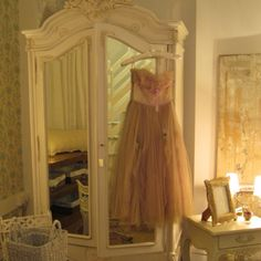 Rachel Ashwell Shabby Chic Couture  London - love this armoire
