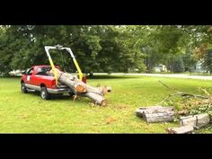 The weightlifter putting a massive tree into the back of a pickup. 4x4 Trucks, Custom Trucks, Lifted Trucks, Truck Accesories, Pick Up, Weight Lifting, Hustle, Chevrolet, Tools