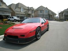 Pontiac Fiero Gt, Gm Car, Corvette, Carbon Fiber, Hot Rods, Cars, Muscle, Projects, Ideas