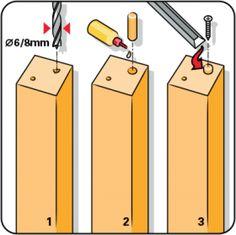 Vous voulez savoir comment retirer facilement une cheville boulon? Consultez nos conseils de bricolage et vous saurez comment résoudre ce problème facilement.