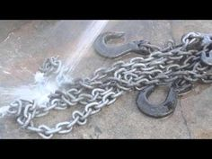 HOW TO REMOVE RUST: WITH DR X METAL CLEANER - YouTube