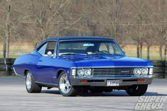Cars muscle chevrolet 1967 impala super chevy magazine (1600x1067, muscle, chevrolet, impala, super, chevy, magazine)  via www.allwallpaper.in