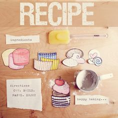 FREEBIE- Build Your Own Cupcake!
