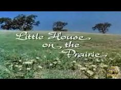 Little House on the Prairie. Why don't they make shows like this anymore?