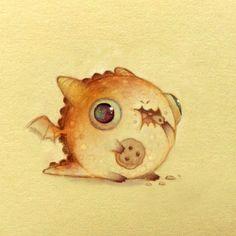 My favorite works by my favorite artist - Imgur (http://heathersketcheroos.tumblr.com)