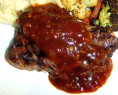 Recipe For The Hirshon South African Monkey Gland Steak Sauce