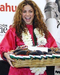 Shakira in mexico
