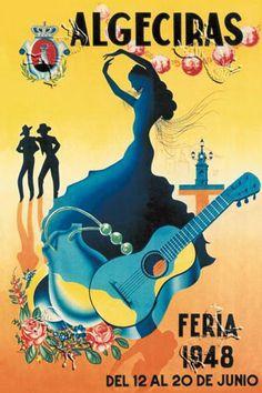 1948 Fair of Algecircas