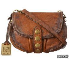 Frye Vintage Stud Cross-Body Bag - Cross Body - Bags and Purses
