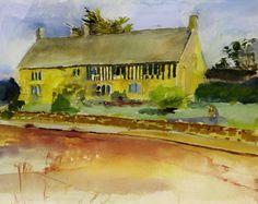 Syd Barrett painting/ Farmhouse 2004