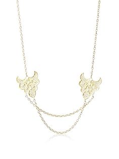 Kevia Layered Necklace, Gold at MYHABIT