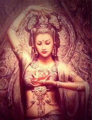 Kwan Yin Bodhisattva