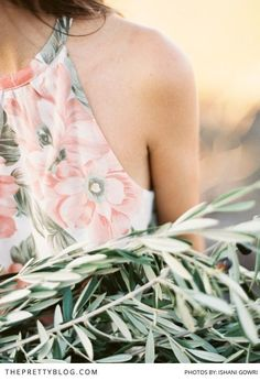 Watercolour Florals: