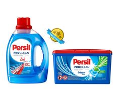 Publix Deal Alert - Persil Laundry Detergent or Caps, just $7.99 for 100oz (or 38ct) after printable coupon & auto-deduct. Valid 9/6 -  9/12 (9/7 - 9/13)! #laundry #supplies #stockpile