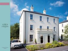 Check out the new development is Moria, Linen Fields! New Homes For Sale, Apartments For Sale, House Goals, Northern Ireland, Fields, Building A House, Mansions, House Styles, Check