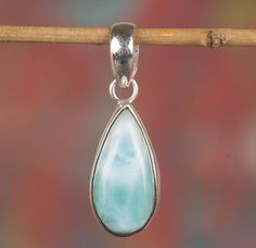 Silver Pendants – Larimar Pendant, 925 Silver Pendant, Gift Itam – a unique product by Midas-Jewelry on DaWanda