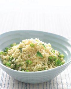 Minted Couscous Recipe