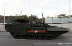 Тяжелая БМП Т-15 объект 149 Армата