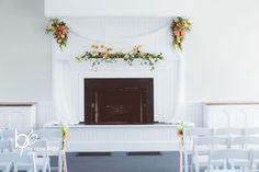 Keeper's Loft Ceremony   Sanderling Resort Weddings   Sugar Snap Events   Mary Basnight Photography